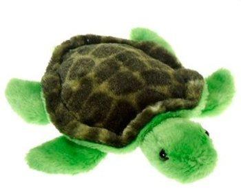 Fiesta Toys 65 Timmy The Turtle Stuffed Animal Beanbag Lil Buddies Toy