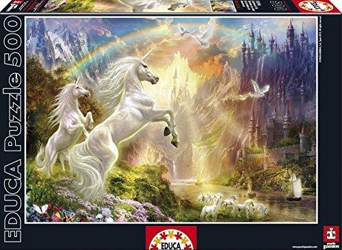 Educa Unicorns at Sunset Jigsaw Puzzle by Educa
