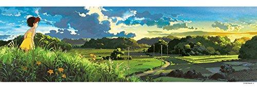 Ensky My Neighbor Totoro - Dusk Sunset Jigsaw Puzzle 352 Piece
