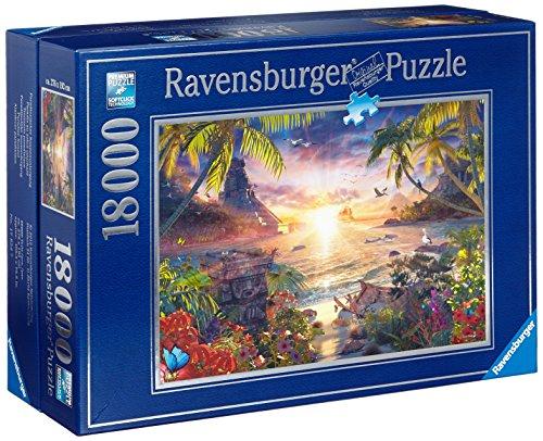 Paradise Sunset Jigsaw Puzzle 18000-Piece