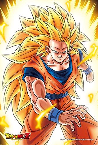 150 piece puzzle mini Dragon Ball Z Super Saiyan 3 Goku 150-493