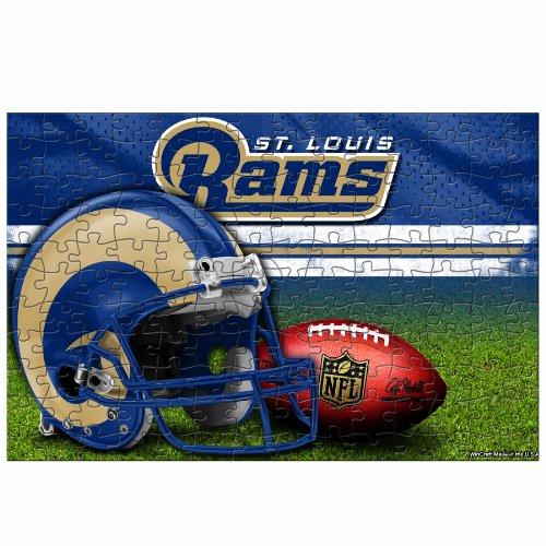 NFL St Louis Rams 150 Piece Puzzle