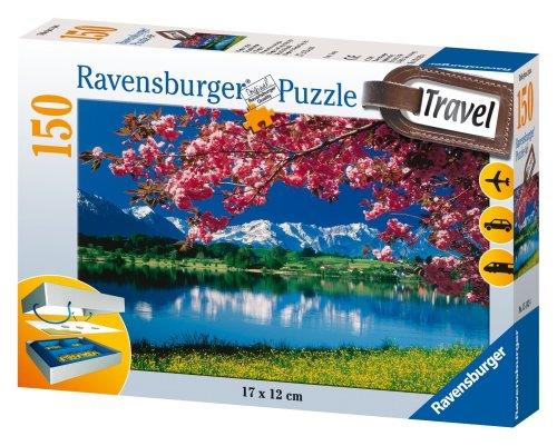Ravensburger 150 piece Beautiful Bavaria - Travel Puzzle