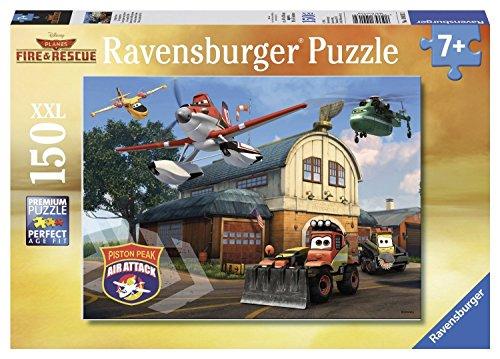Ravensburger Disney Planes Fire Rescue Glorious Rescue Team - Puzzle 150-Piece