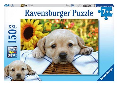 Ravensburger Puppy Picnic Puzzle 150 Piece