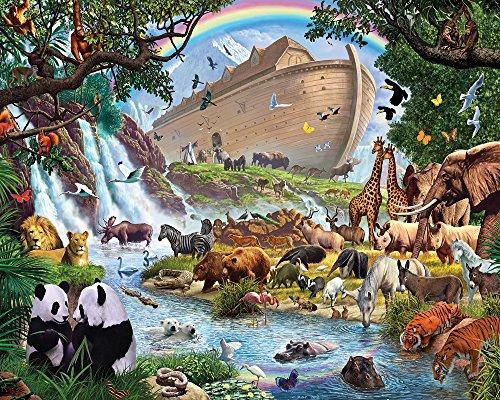 Noahs Ark Jigsaw Puzzle 1000 Piece