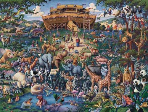 Noahs Ark--Jigsaw Puzzles For Dummies