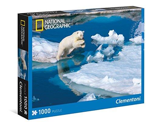 Clementoni Polar Bear Puzzle 1000 Piece