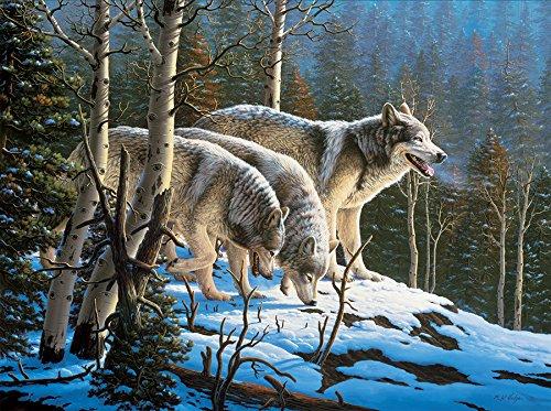 Ceaco Wolves - Wildlife Puzzle