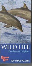 Wildlife Puzzle - Bottle Nose Dolphins 500 Piece