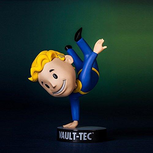 Fallout 3 Vault Tec Pip Boy Agility Bobblehead Figure Toy - 5