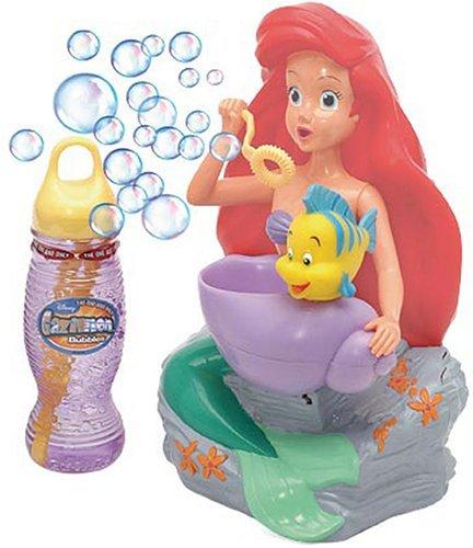 Gazillion Ariel Motorized Bubble Blower by Disney