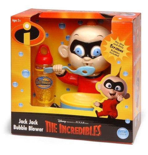Gazillion Bubbles Jack Jack Motorized Bubble Blower