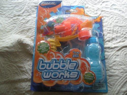 Motorized Bubble Blower Bubble Works by Banzai
