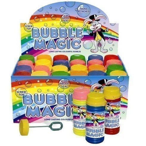 24 x Bubble Magic Bubbles 60ml by BCreative