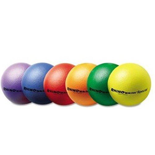 Champion Sports Rhino Skin Dodgeball Set 8 inch Multi