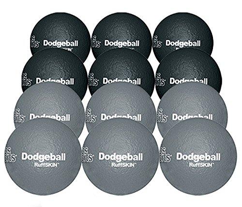 RuffSKIN 6 Foam Dodgeball Class Pack