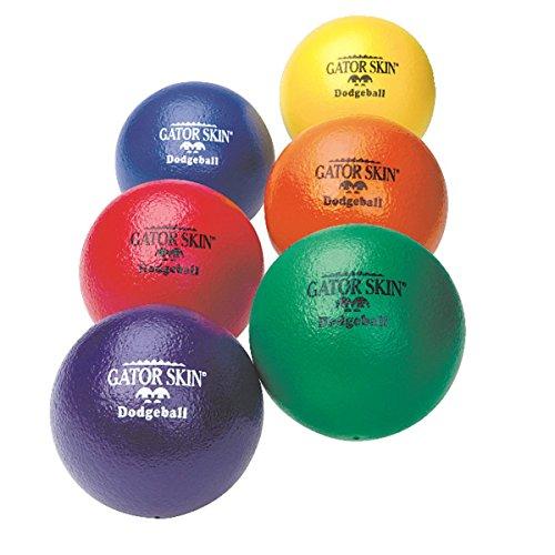 S&S Worldwide Gator Skin Dodgeballs set of 6