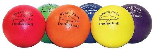 Shark Skin Dodgeball Set of 6