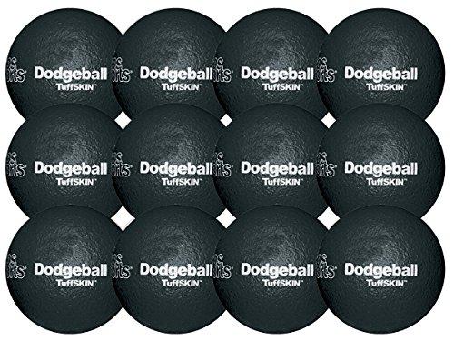 TuffSKIN Foam Dodgeball Set of 12