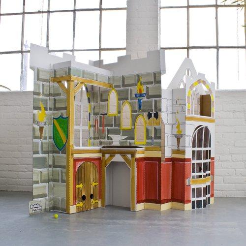 Build a Dream Playhouses 147206 Pop N Play Castle