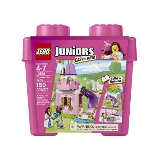 LEGO Juniors 150pcs Princess Play Castle Building Block Toys