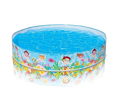 Intex Snorkel Buddies 5ft Snapset Pool - 5X10