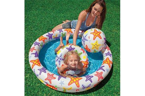 Intex Star Pool Set