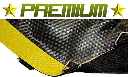 Premium Trampoline Mat FITS 12 Frames Has 72 V-Rings FITS 55 Springs FITS ParkSide