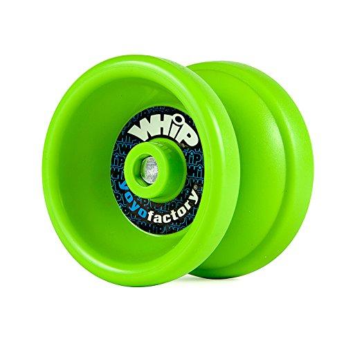 Whip Green Responsive Yo Yo From The YOYOFACTORY Beginner Friendly