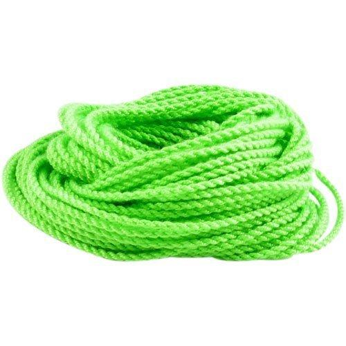 Qingsun 10Pcs Yoyo Strings Polyester Rope Replacement YoYo String Kids Toys Gifts Classic Toys Green