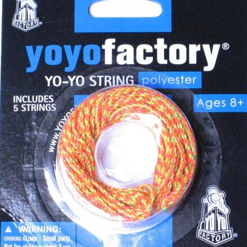 YoYoFactory Neon Collection Polyester Yo-Yo String