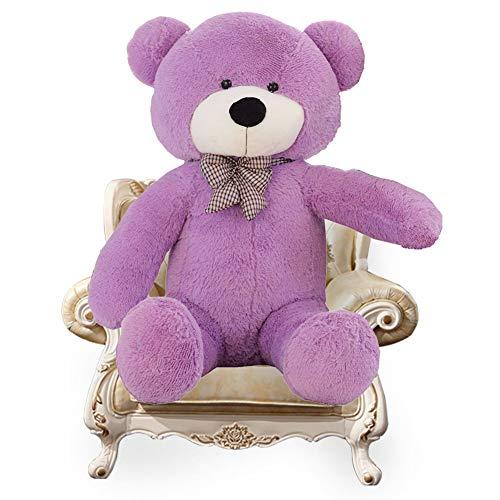 Eosphorus ML Plush Giant Teddy Bear Huge Stuffed Toy Doll 71 Purple