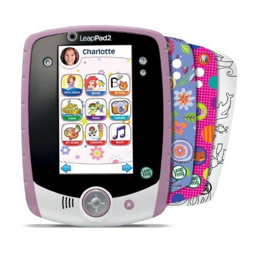 LeapFrog LeapPad2 Kids Learning Tablet Custom Edition Pink