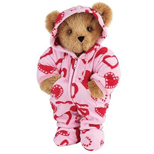 Vermont Teddy Bear Teddy Bears Stuffed Animals - Teddy Bear Sweetheart 15 Inch Pink Classic
