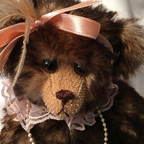 Bear Elegance Original Designs Bearita 115 Inch Tipped Mohair Jointed Bear