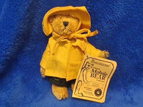 Boyds Bears Collection Mohair Bear Nantucket P Bearington 5-12