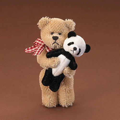 Boyds Bears Mohair Bear with Panda