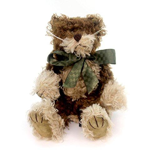 Boyds Mohair Bears Mondale W Cattington 590250-05