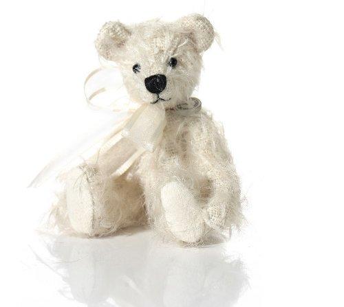 World of Miniature Bears 325 Mohair Bear Reinhold 1087W Collectible Miniature Bear Made by Hand