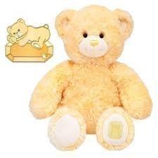 Build-a-Bear Workshop Gem of a Friend Treasured Topaz Teddy