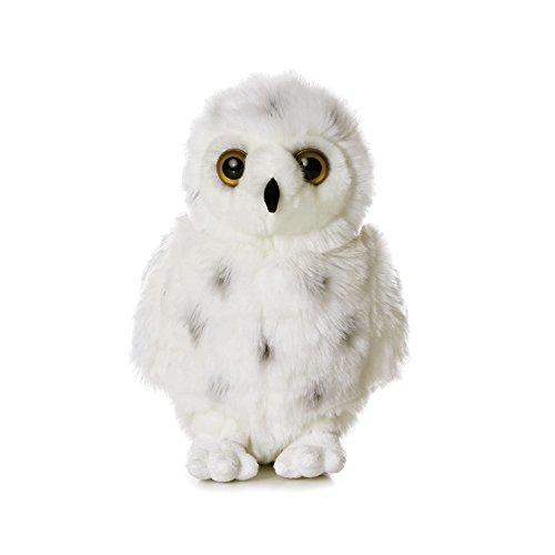 12 Flopsie Snowy Owl Soft Toy