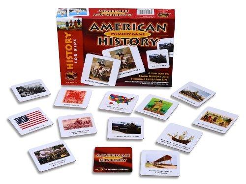 American History Memory Game