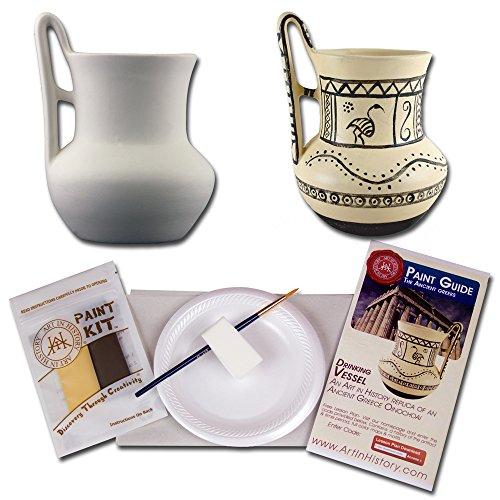 Art In History EDU005 Hands-On History Greek Drinking Vessel