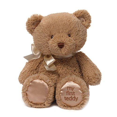 Baby GUND My 1st Teddy Bear Stuffed Animal Plush Tan 10