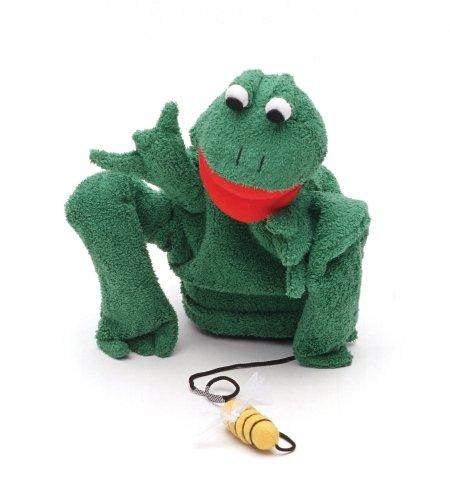 Furnis Marcel Frog Hand Puppet