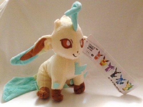 Pokemon Leafeon Plush Doll 7