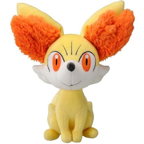 Takaratomy New Pokemon N-03 X and Y FennekinFokko 9 Plush Doll