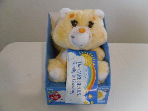 Care Bears 1980s Kenner 7 Funshine Bear Care Bear Plush Doll