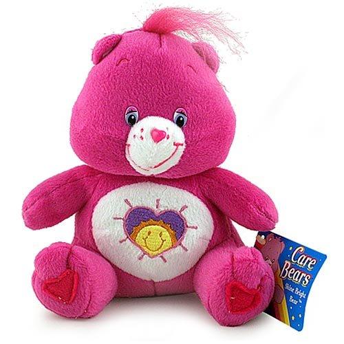 Care Bears Plush Doll 7 inches - Shine Bright Bear